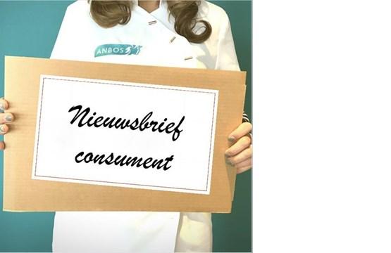 Nieuwsbrief consument