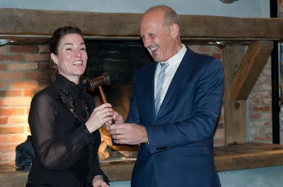 Jantine van 't Klooster benoemd tot voorzitter 4