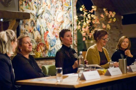 Jantine van 't Klooster benoemd tot voorzitter 5