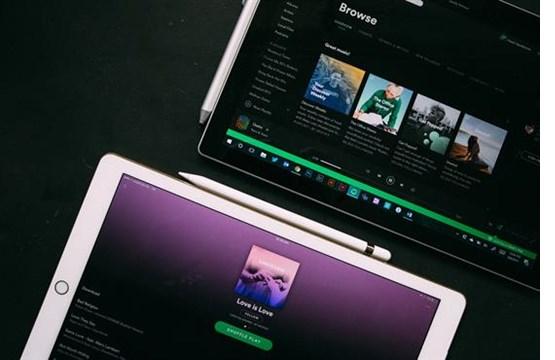 Verboden om Spotify zakelijk te gebruiken