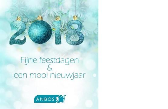 ANBOS wenst je fijne feestdagen!