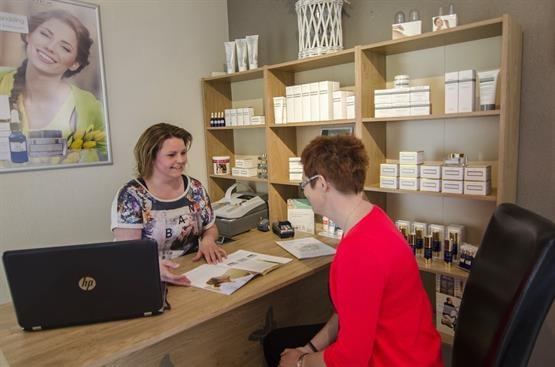 Verhaal van salon en medisch pedicure Belinda 4