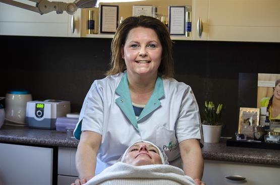 Verhaal van salon en medisch pedicure Belinda