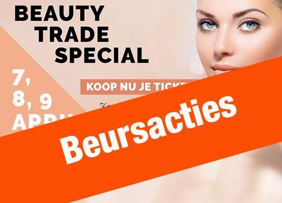 Beursacties Beauty Trade special