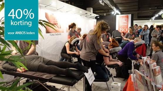 Massage- Complementairvakbeurs (15-16 maart 2019)