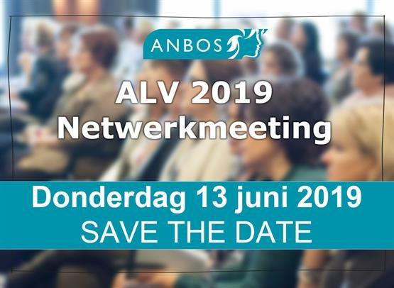 ALV & Netwerkmeeting 2019 - Save the date