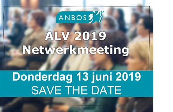 ALV & Netwerkmeeting 2019 - Save the date