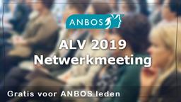 ALV & Netwerkbijeenkomst (13 juni 2019)