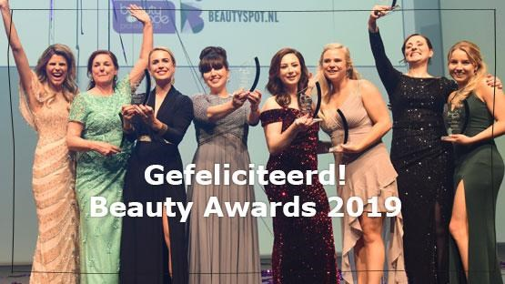 Winnaars Beauty Awards 2019 bekend