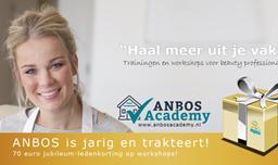 ANBOS Kenniscentrum wordt ANBOS Academy