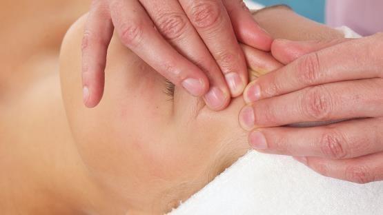 Nascholing Huidverbeterende massage