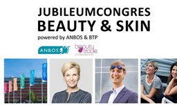 Jubileumcongres Beauty & Skin, powered ANBOS en BTP (30 sept 2019)