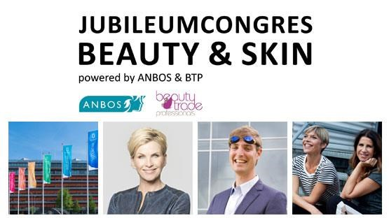 Jubileumcongres Beauty & Skin, powered ANBOS en BTP (30 sept 2019)
