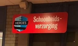 ANBOS was aanwezig tijdens de vakwedstrijden van Skills Heroes