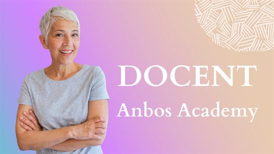Docent worden bij Anbos Academy